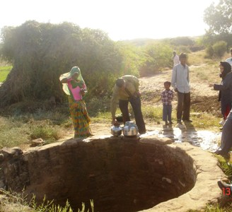 Water and Sanitation in the Desert