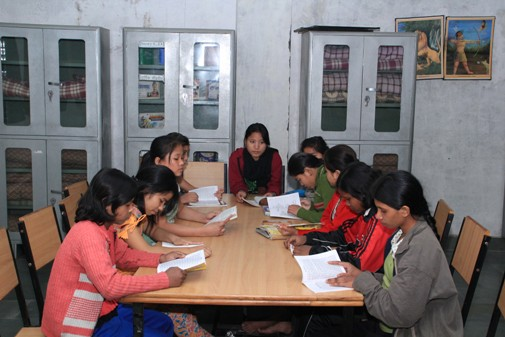 A Chance for Tribal Girls to Learn, Grow and Give Back to Their Communities
