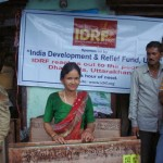 IDRF distribution