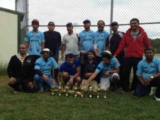NE Warriors wins 13th annual IDRF Cricket  tournament