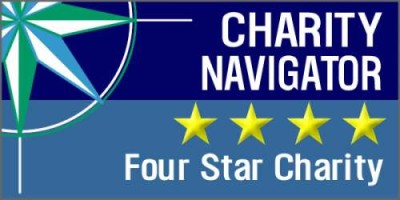 Charity Navigator Gives IDRF Top Rating!