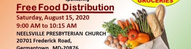 """UPCOMING """"Grab and Go"""" FREE Grocery Distribution!"""